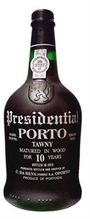 Presidential Porto Tawny 10 Year 750ml